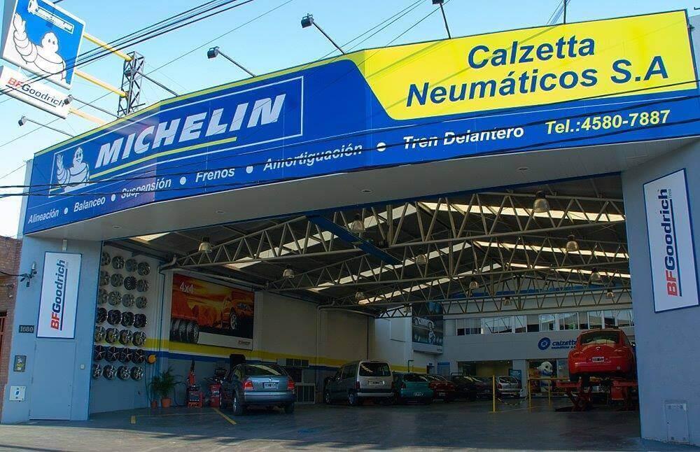 Calzetta Neumaticos SA